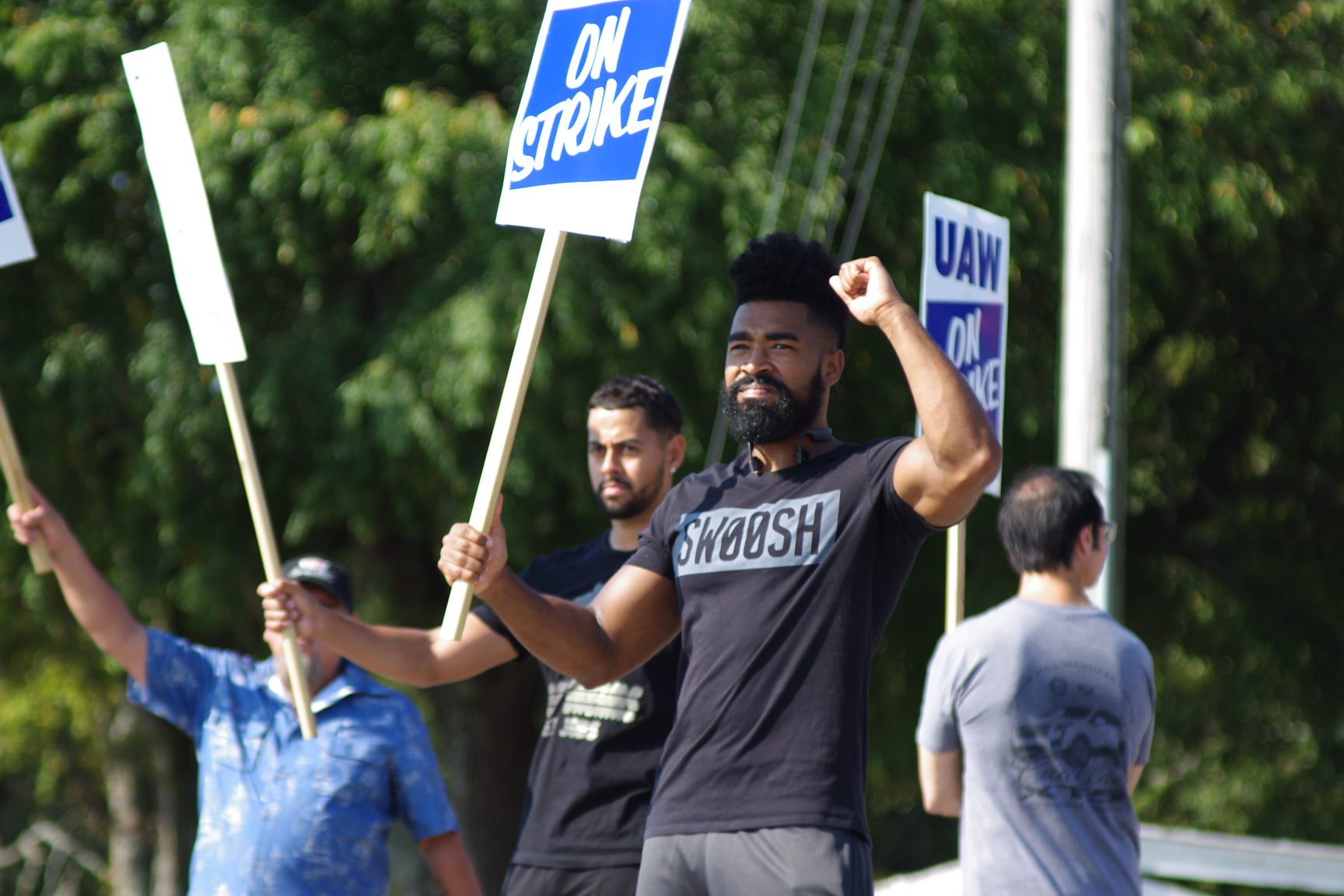 """Spring Hill GM workers prepared to strike for """"as long as it takes"""""""