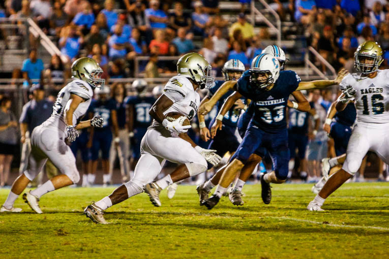 FOOTBALL PREVIEW: Centennial faces Indy, BA primes for home opener, Page has test