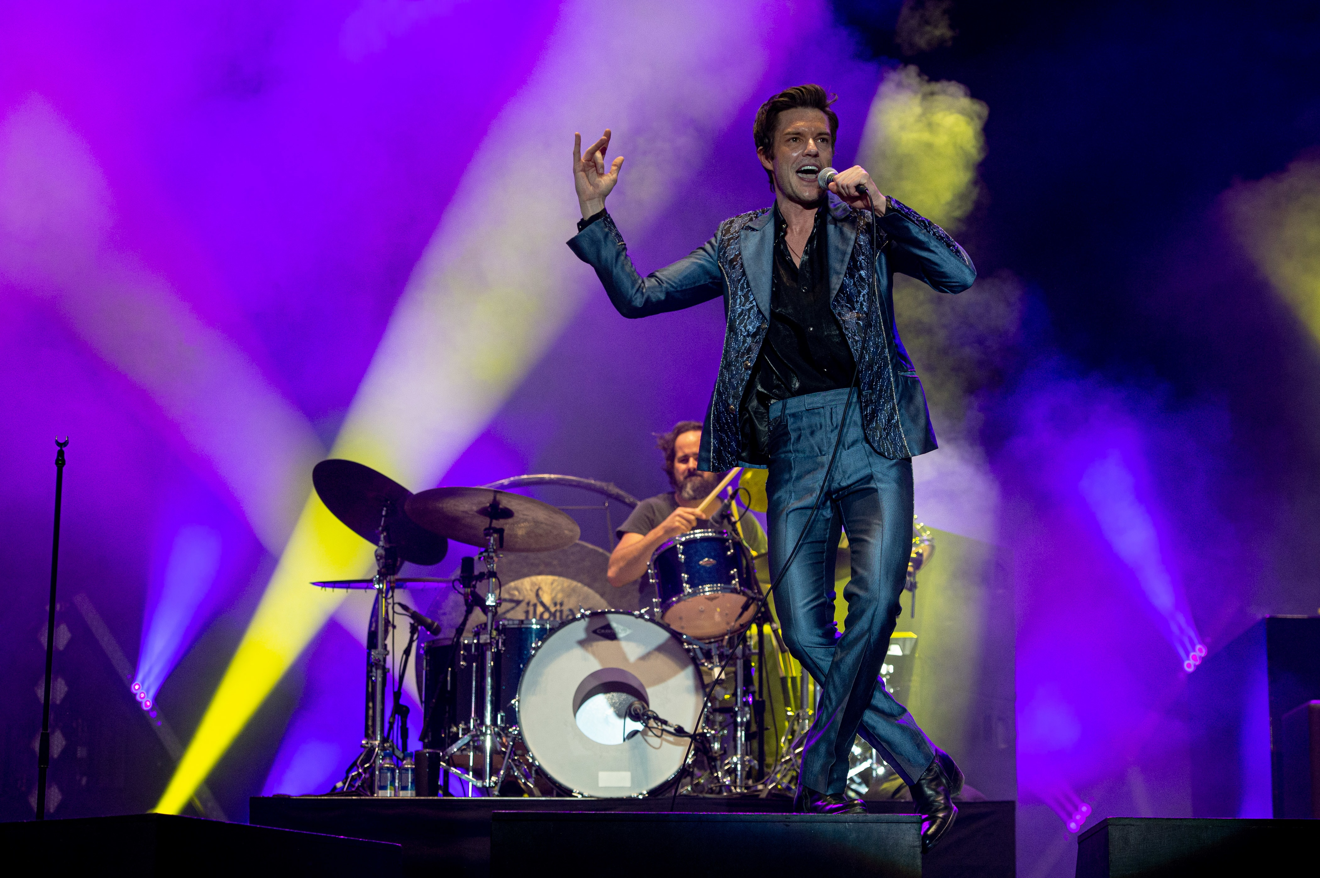 'Tonight is for Ric': The Killers pay tribute to The Cars frontman at Pilgrimage