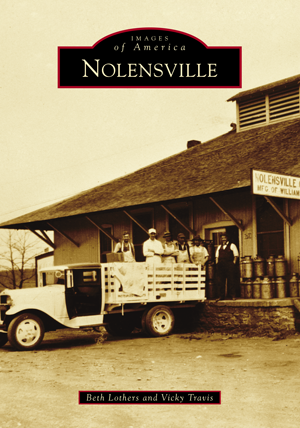 Beth Lothers and Vicky Travis to discuss 'Nolensville' at LeHew Magid Big House