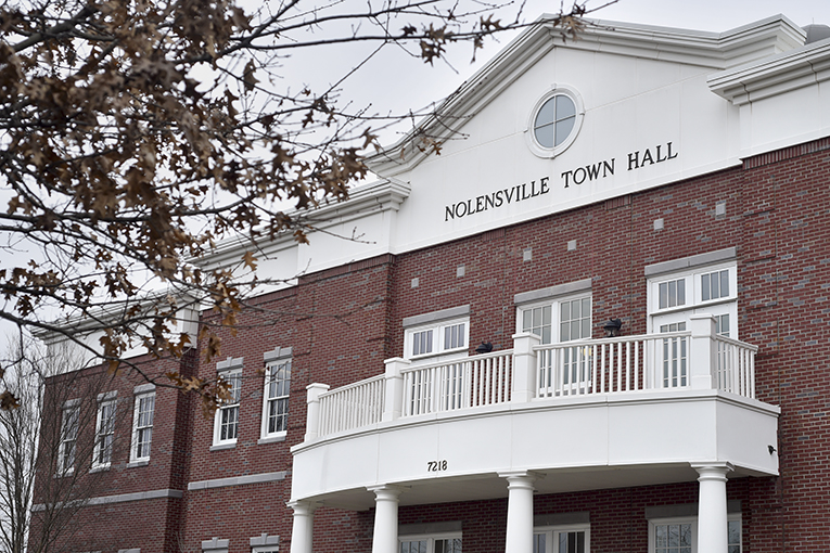 Nolensville Planning Commission approves bond items and final plat phases in brief meeting