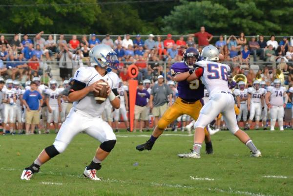 FOOTBALL PREVIEW: Page, Lipscomb revive rivalry, out-of-region challenges await