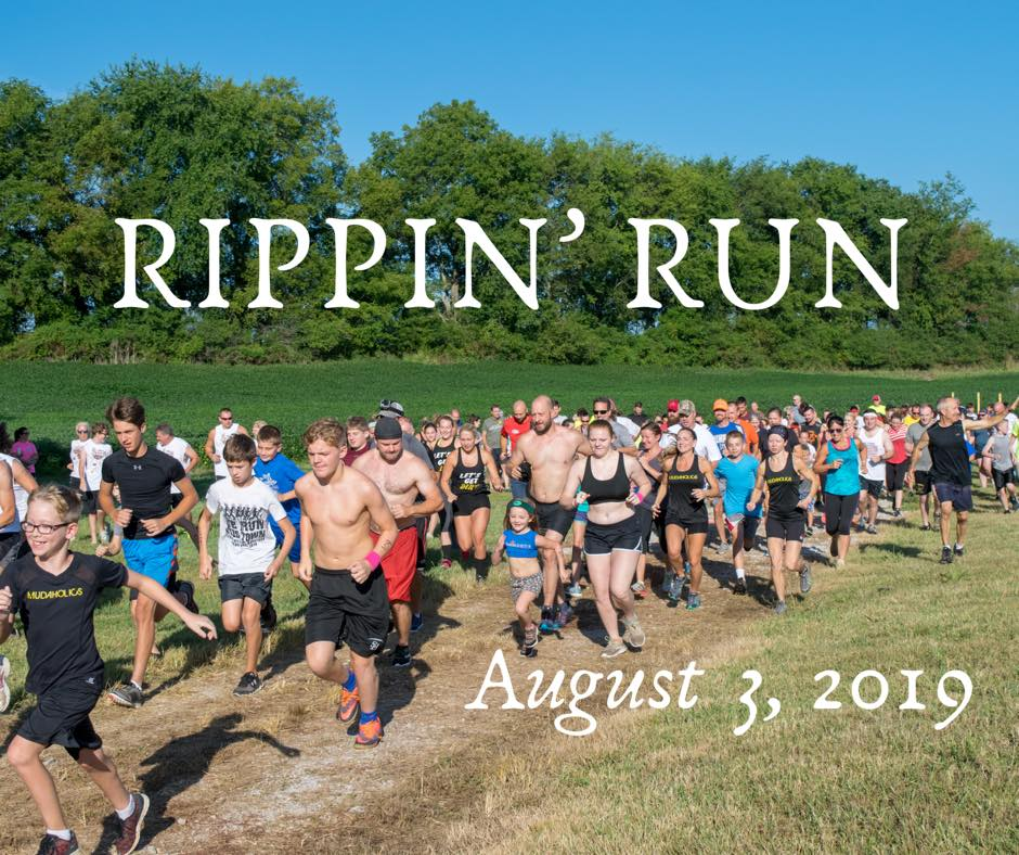 Rippin' Run 5k and obstacle course set for this Saturday