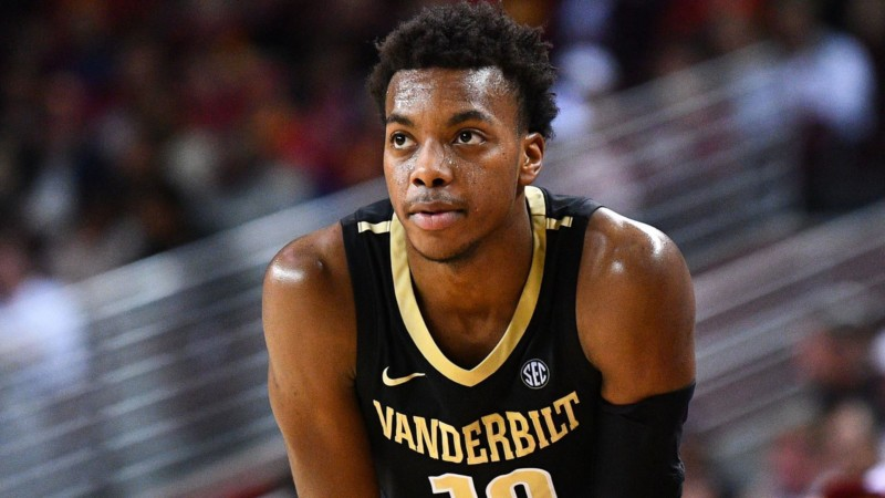 BA alum, new NBA player Darius Garland reflects at Summer League with Cavs