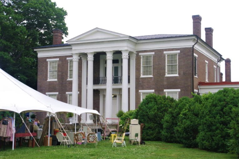 Rippavilla Plantation's Swanky Plank vintage and handmade market set for this weekend