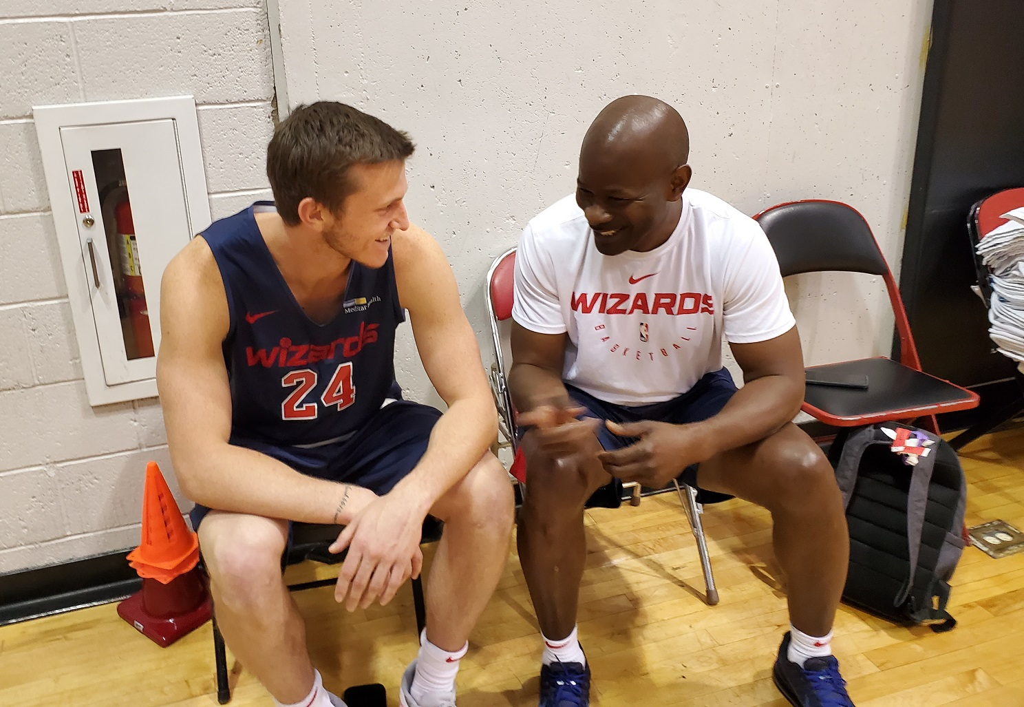 Franklin's Garrison Mathews shines in NBA Summer League play with Wizards