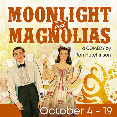 Auditions open for Ron Hutchinson's 'Moonlight and Magnolias'