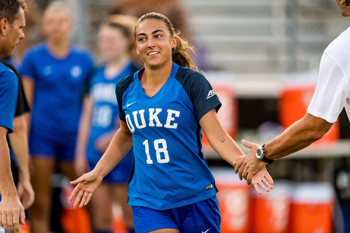 Former Ravenwood soccer star Karlie Paschall reflects on experiences at next level