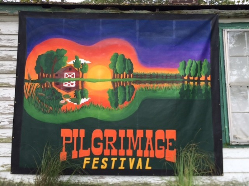 Pilgrimage Festival seeking volunteers, offering free tickets as incentive