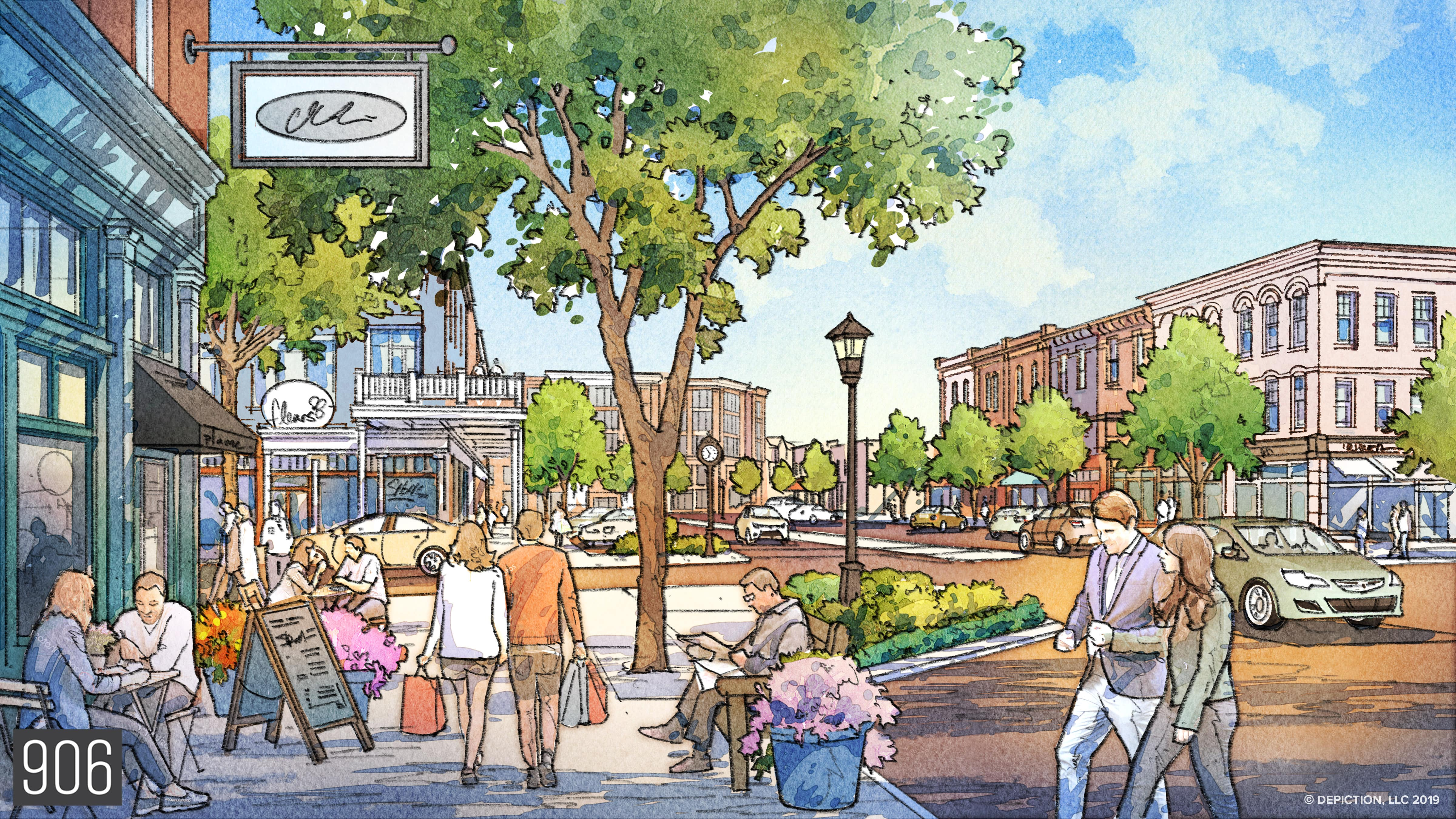 Spring Hill downtown development projected to generate $100 million in revenue for city over 20 years