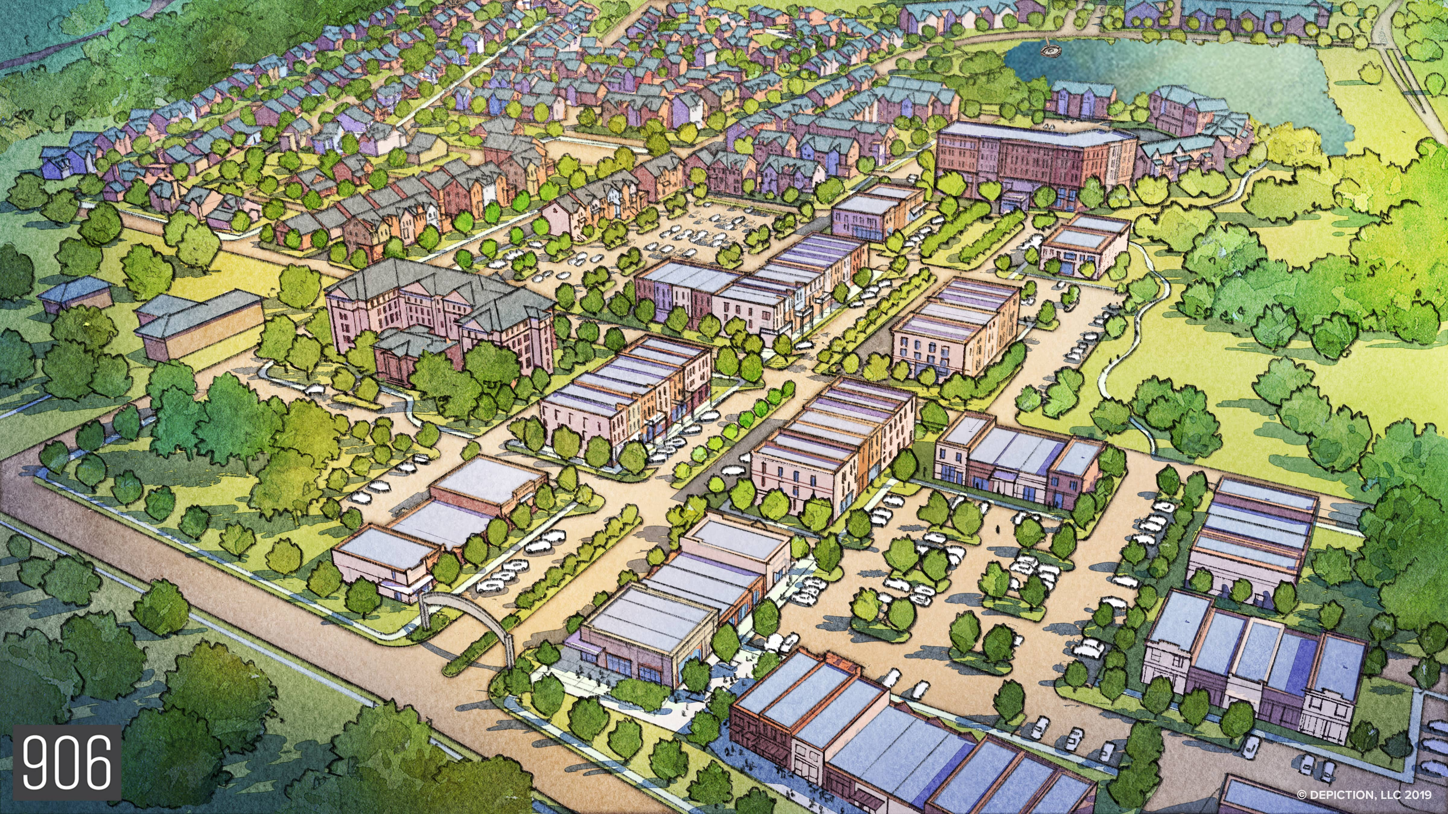Spring Hill leaders approve first step of downtown development despite pushback from staff