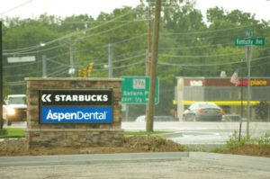 Spring Hill to see second Starbucks on Main Street, will