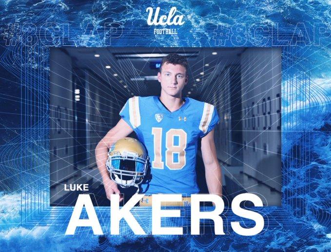 Ravenwood kicker Luke Akers signals commitment to UCLA