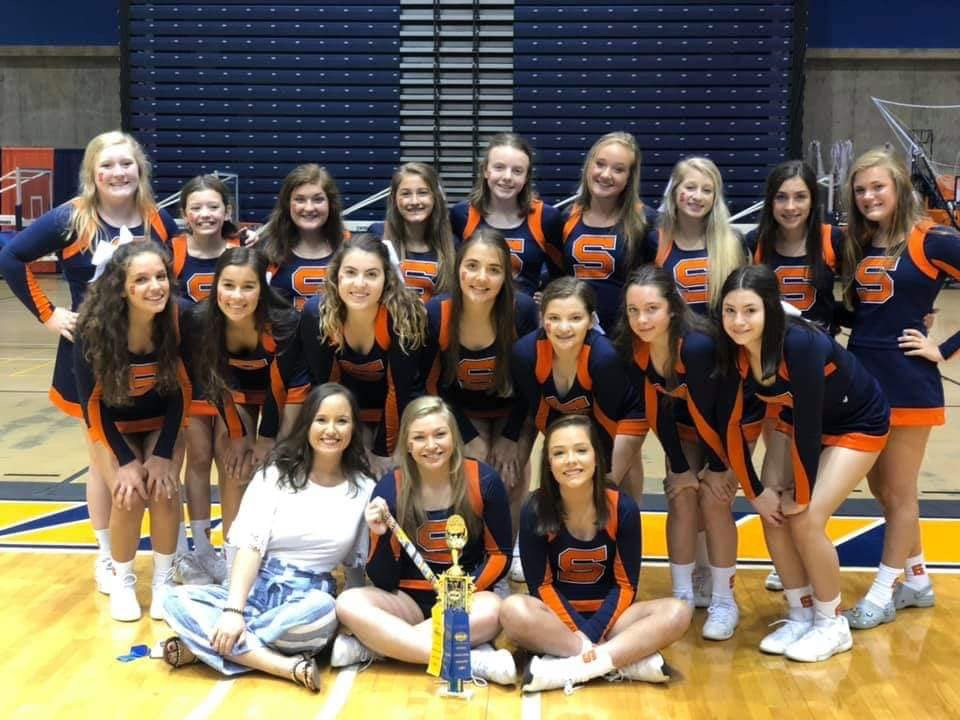 WillCo Athletic Spotlight: Summit cheer coach BreAnna Hankins