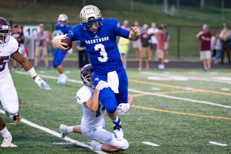 FOOTBALL PREVIEW: Brentwood hopes for continued growth as hard slate awaits