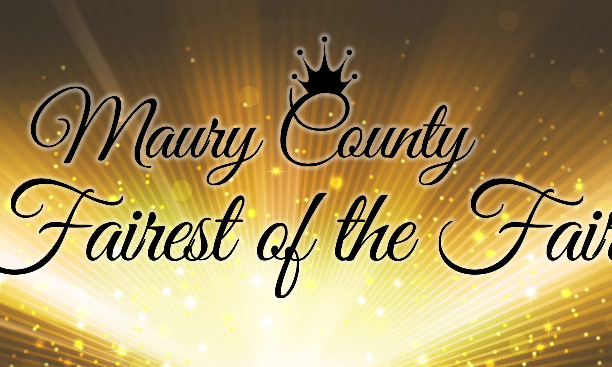 Maury County Fair's 'Fairest of the Fair' pageant to kick off Saturday