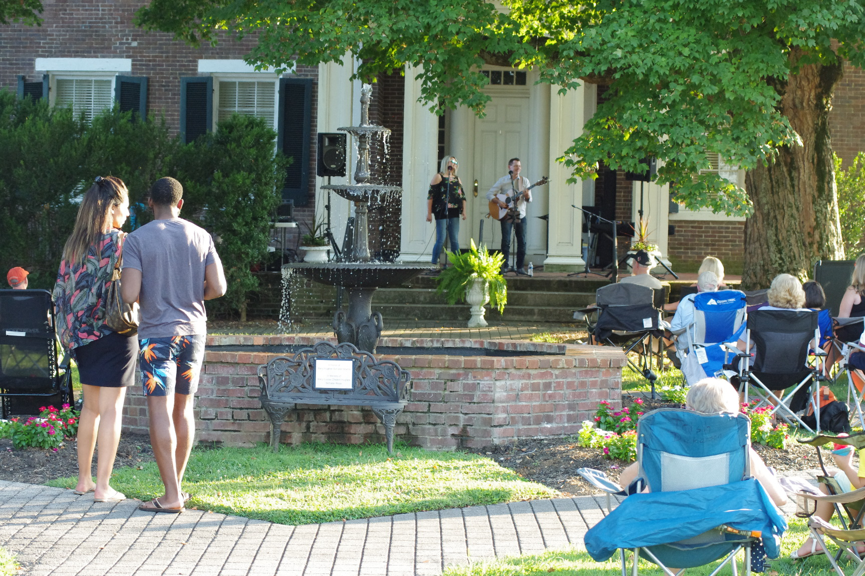 PHOTOS: Year's final Music at the Mansion brings Spring Hill families and friends together