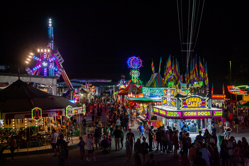 Williamson County fair is a swirl of economic activity