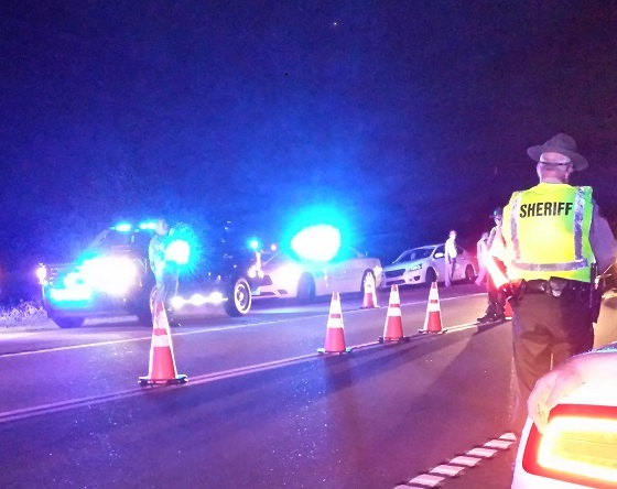 WCSO plans checkpoints for Labor Day weekend