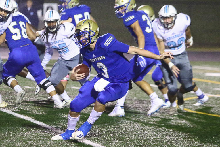 CITY CAFE PLAYER OF THE WEEK: Brentwood QB Cade Granzow