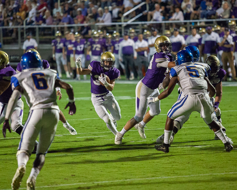 CPA stuns undefeated BGA in first win of season