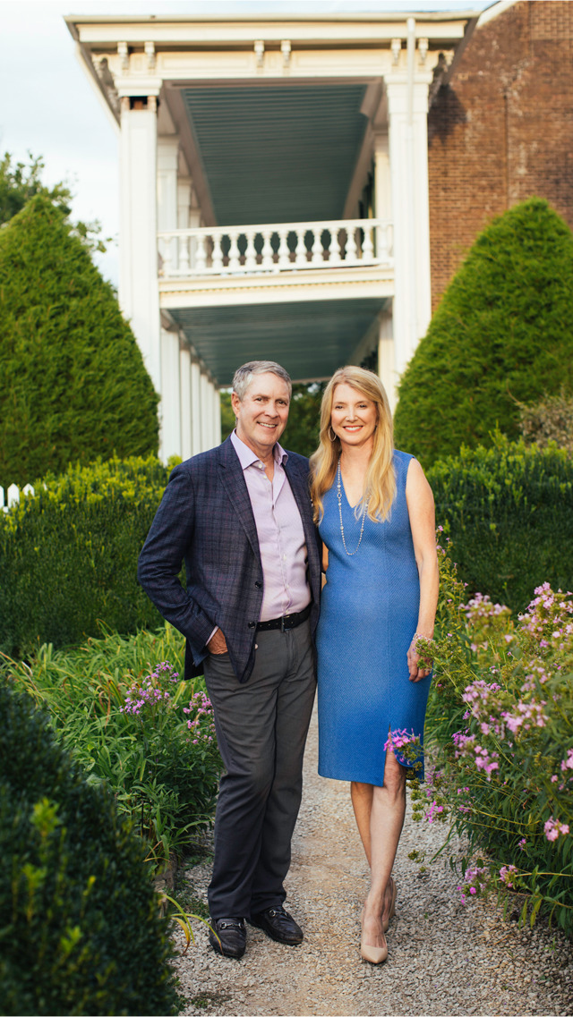 Q&A: Tracy and Bill Frist, co-chairs of the 46th annual Heritage Ball