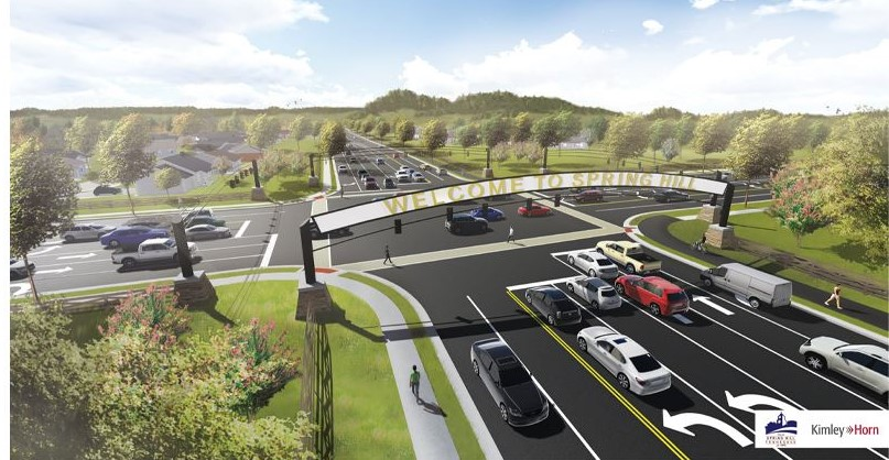 Spring Hill to hold public meeting tonight on new I-65 interchange project