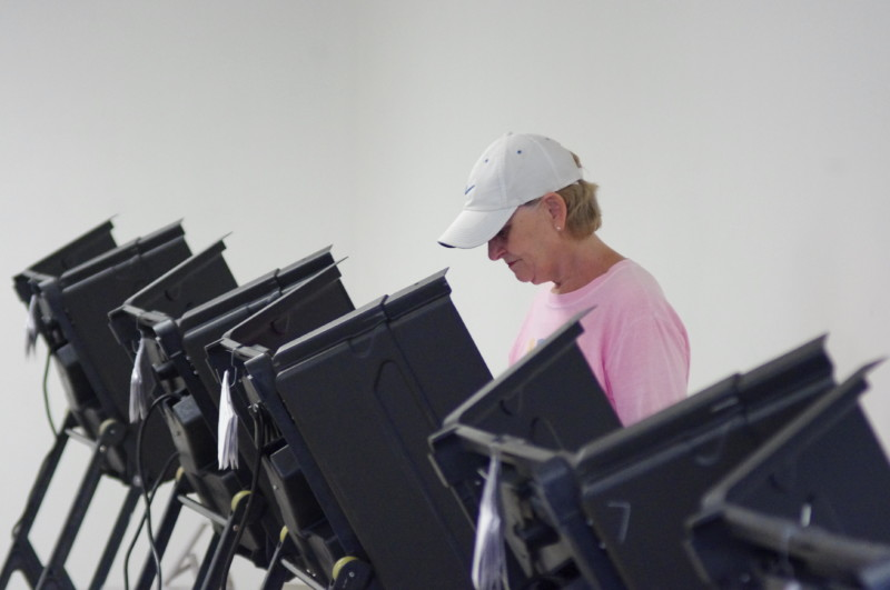 County's Election Commission to hold 'dress rehearsals' for new voting equipment