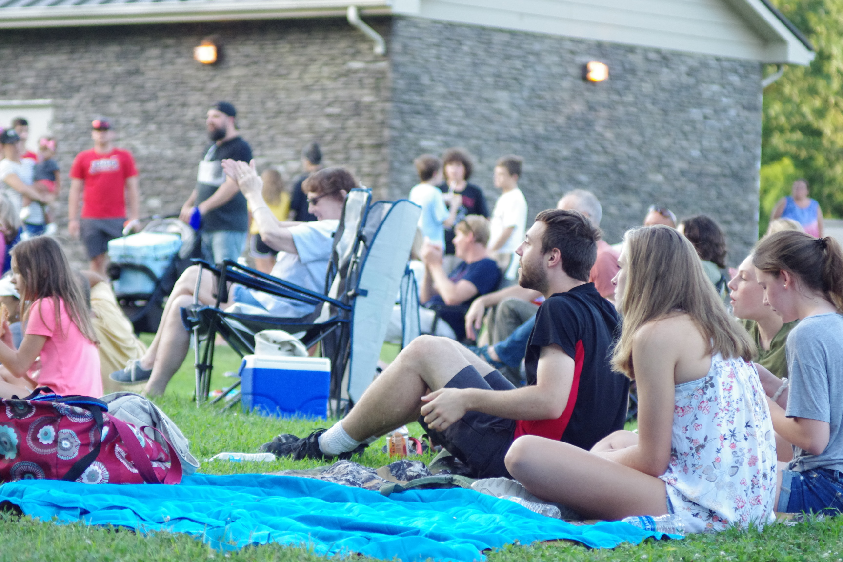 Final Pickin' in the Park of 2019 set for Saturday at Harvey Park