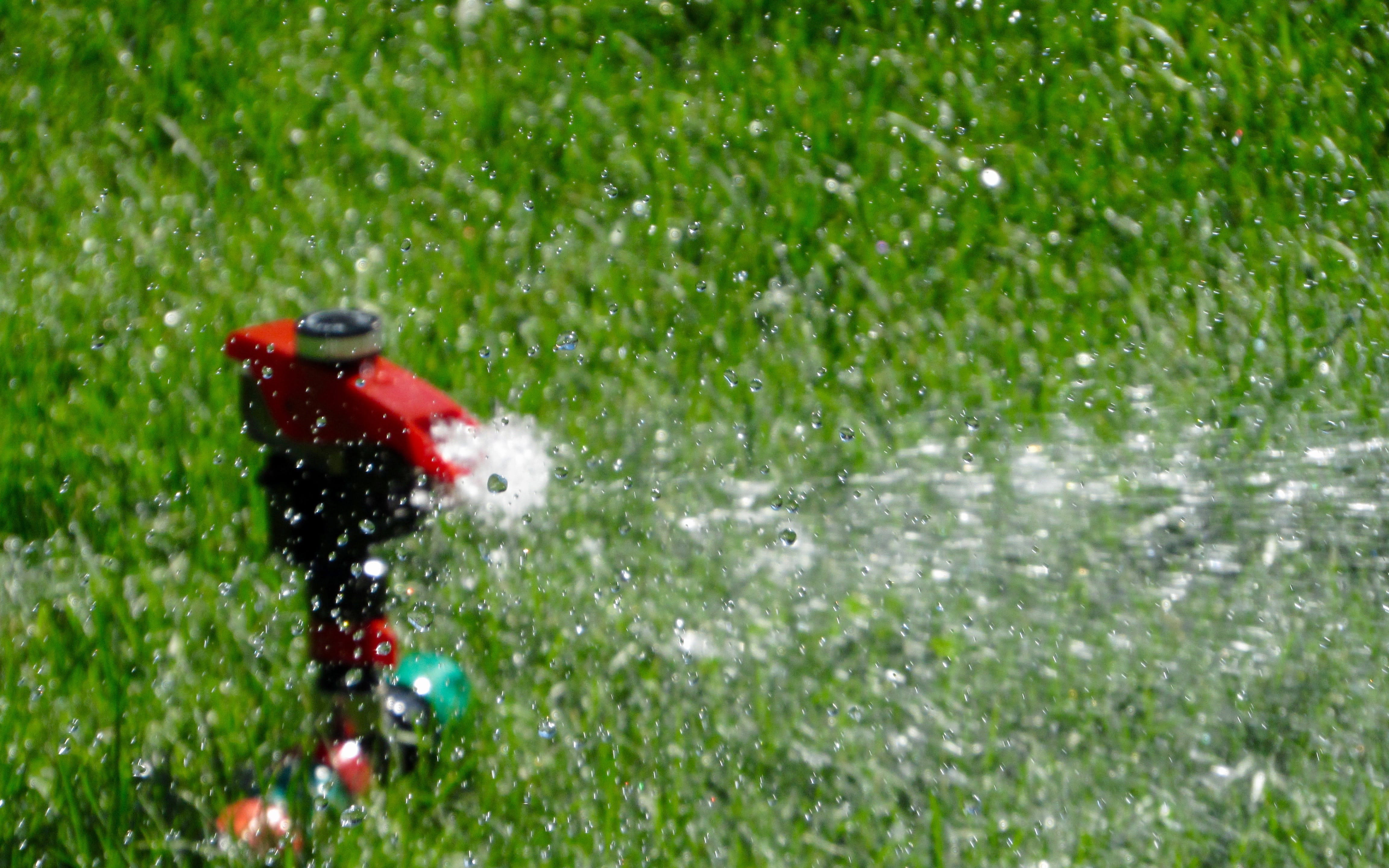 Irrigation ban, burn ban in effect for Spring Hill due to recent lack of rainfall