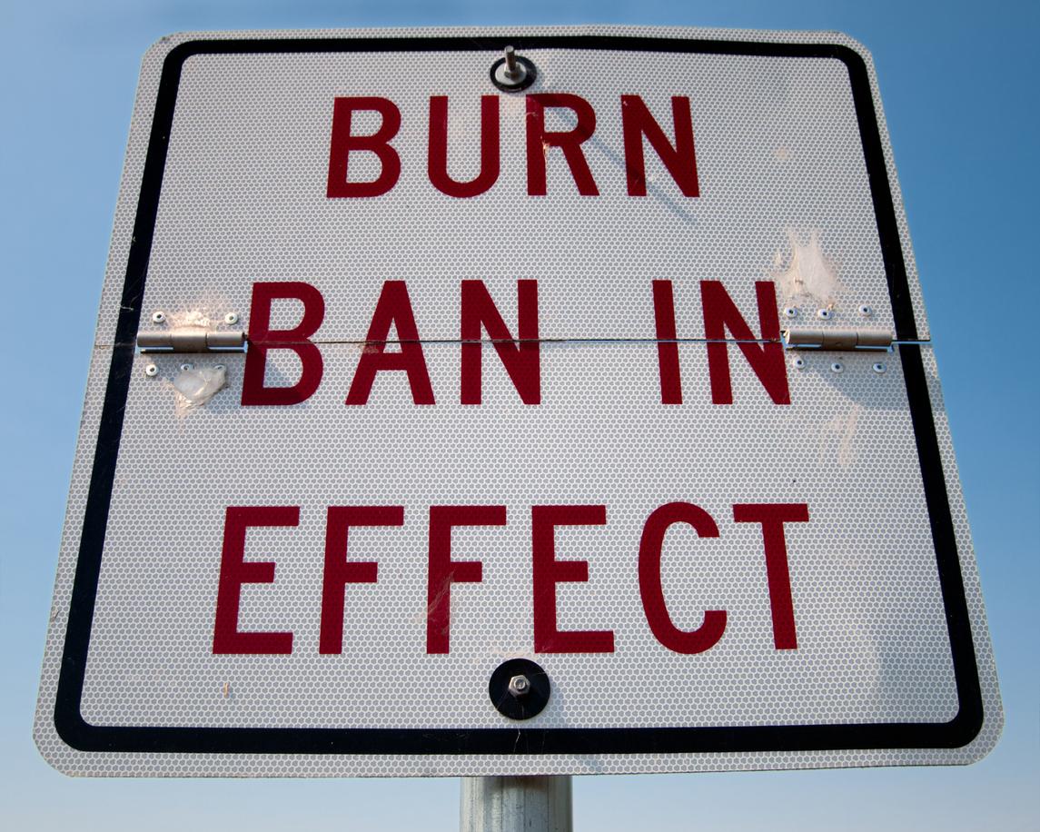 Burn ban issued in Brentwood, Spring Hill, Nolensville