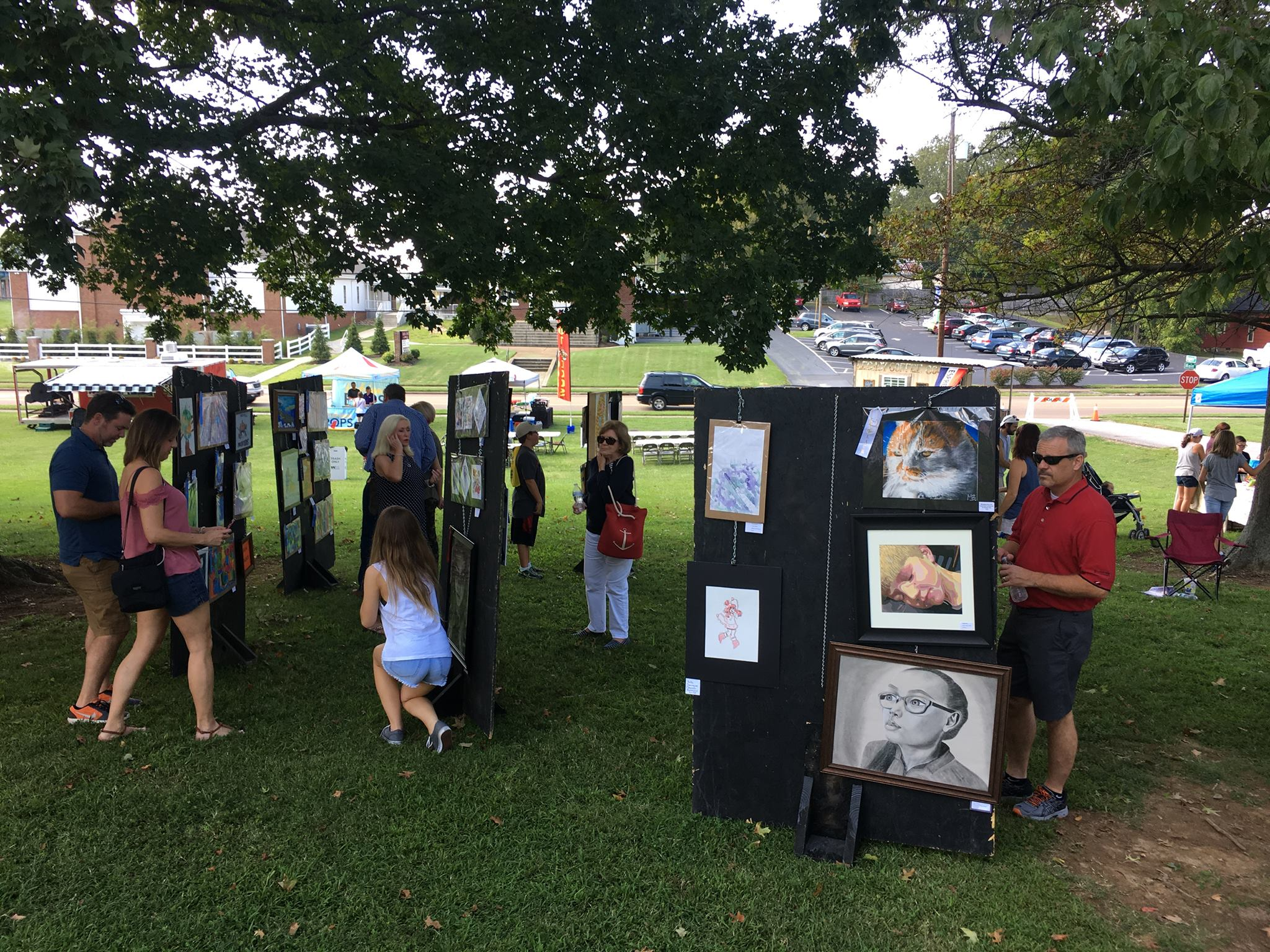5th annual Spring Hill Art Walk set for Saturday
