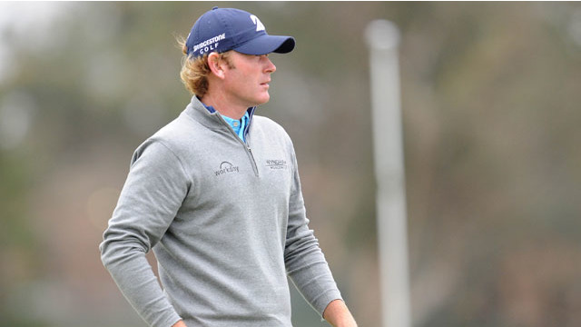 Brandt Snedeker opens with promising odds at Shriners Hospital for Children Open