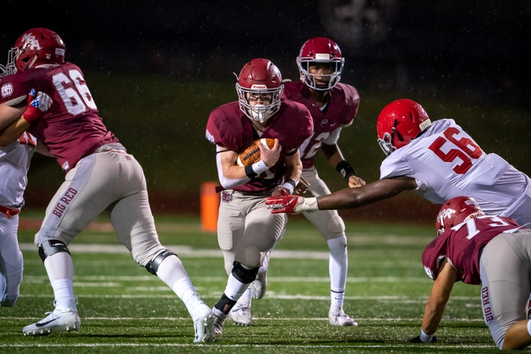 GAME OF THE WEEK: MBA football defends home turf against Brentwood Academy