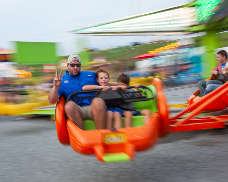 PHOTOS: Williamson County Fair Tuesday, Aug. 6